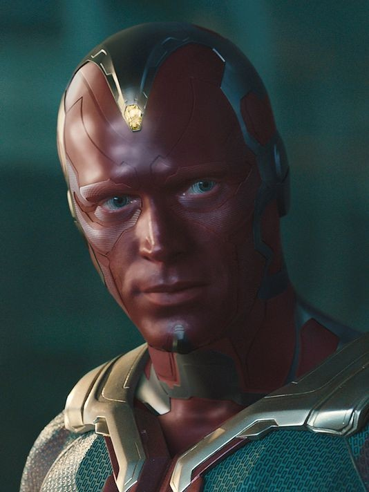 Watch Paul Bettany Transform Into 'The Vision' | the Vision