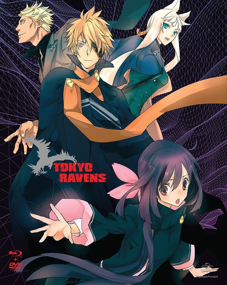Tokyo Ravens: Season 1 Part 2 Review | tokyo ravens