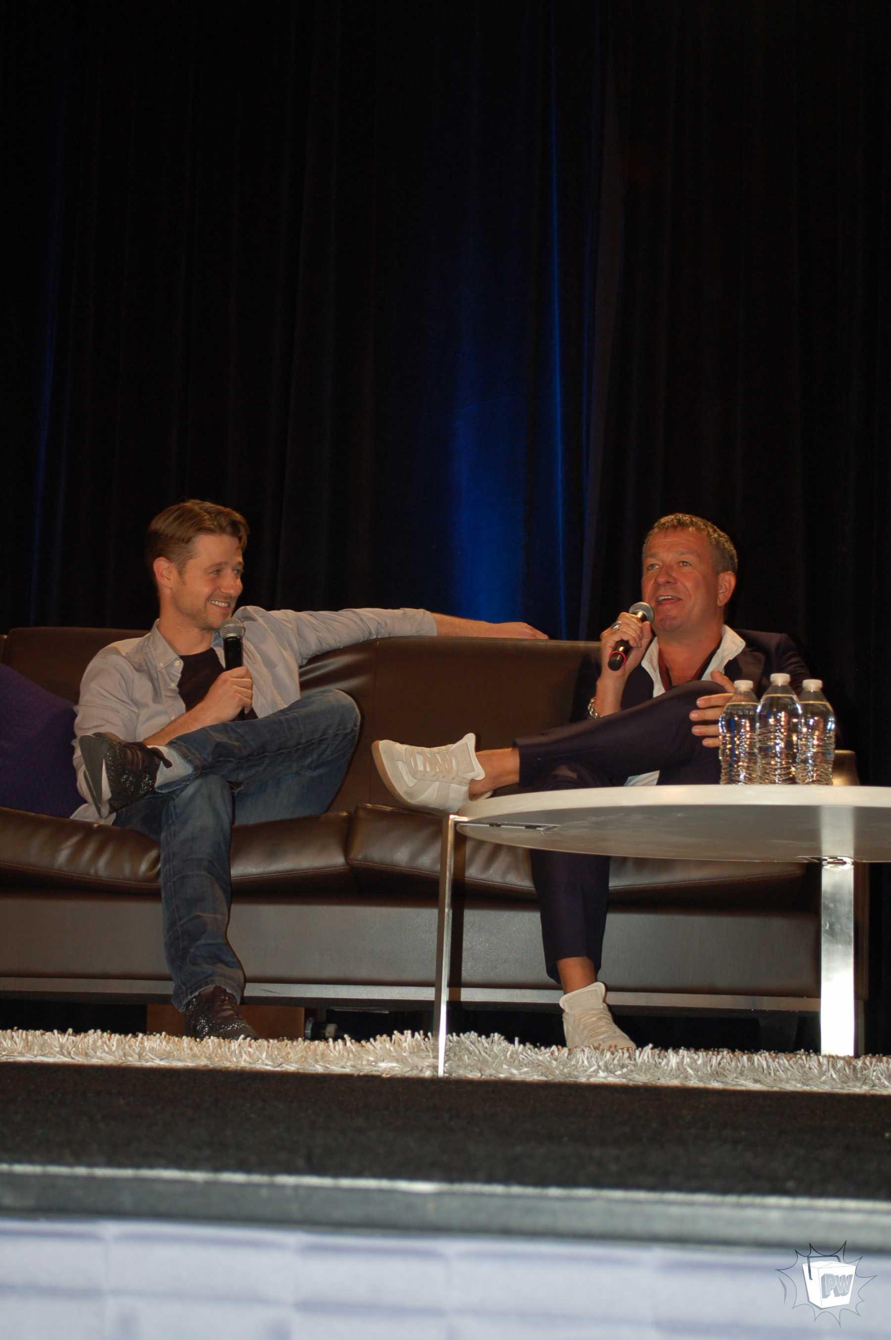 Ben McKenzie, Milo Ventimiglia: Gotham At Wizard World Chicago | Gotham