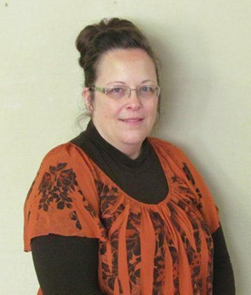 Bigoted County Clerk Unknowingly Grants Marriage License To Trans Man | marriage license