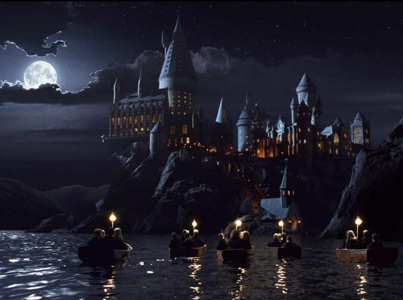 If I Were Going Back To Hogwarts   Hogwarts