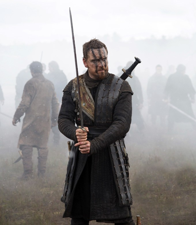 Official US Trailer For Macbeth Is Released - And It Is Dark! | Macbeth