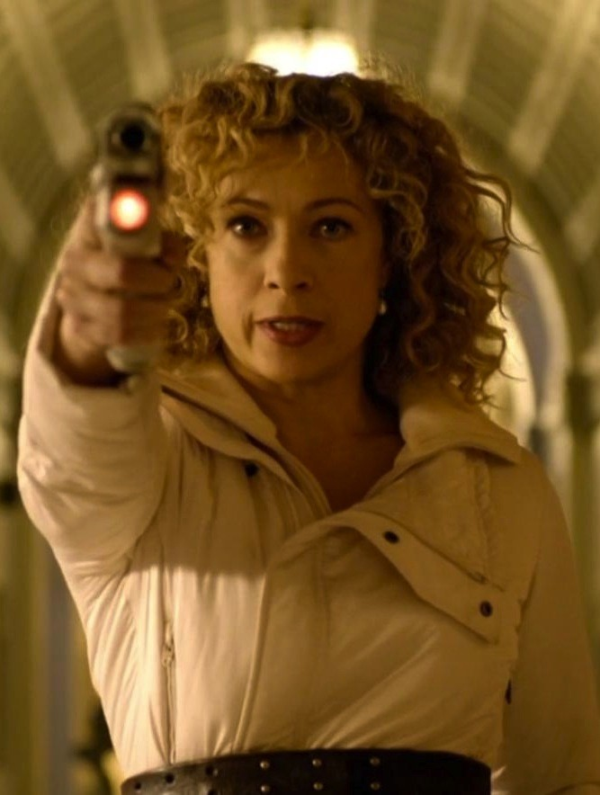 River Song to Return to Doctor Who This Christmas | Song