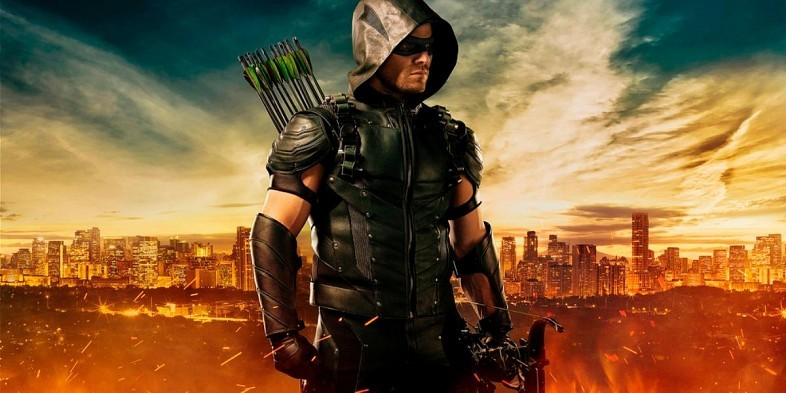 Fans Get First Look At Diggle's New Arrow Costume | Diggle