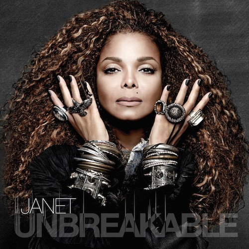 Janet Jackson Releases Hot New Album Cover For Unbreakable | Unbreakable