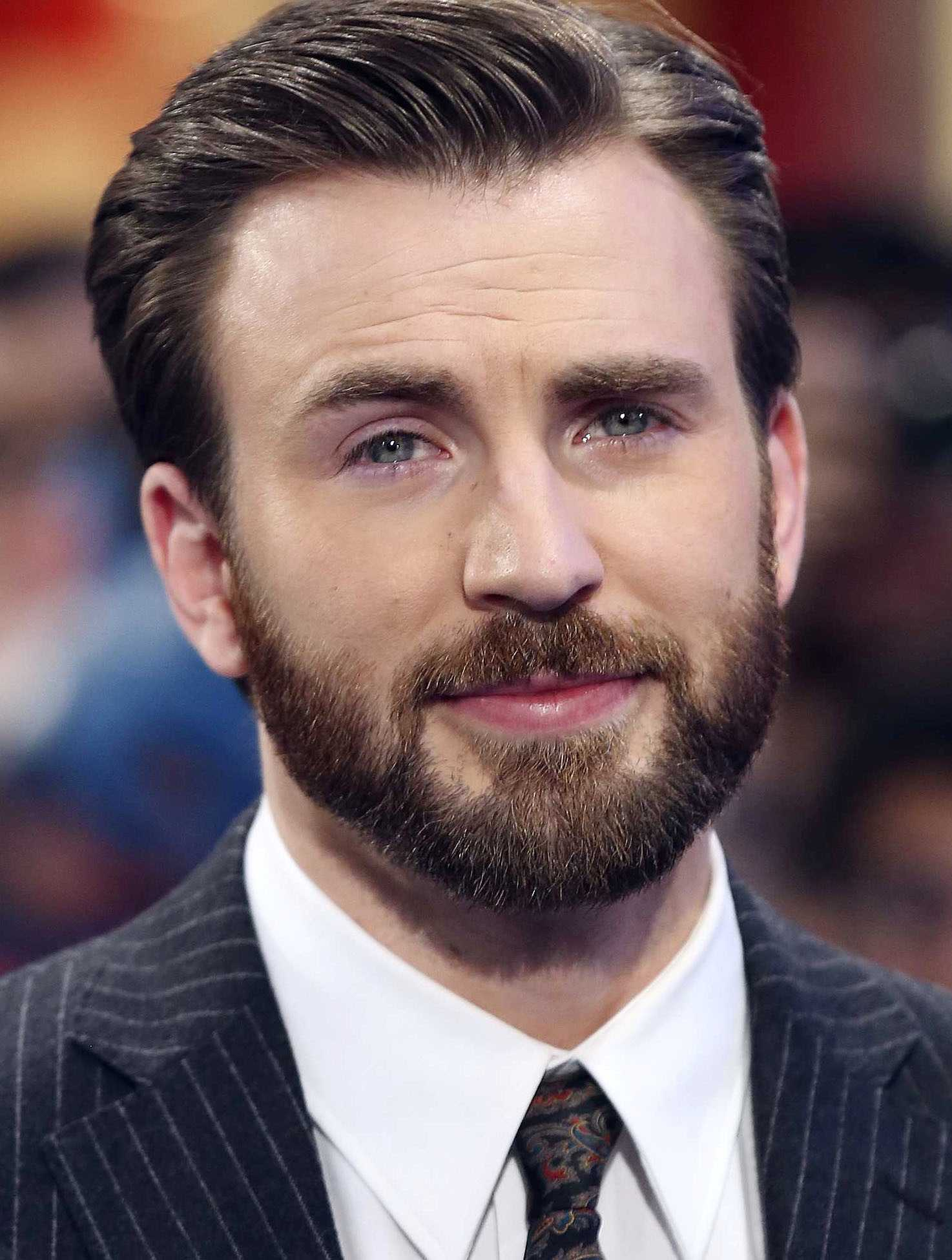 Chris Evans Is Open To More Captain America | Evans