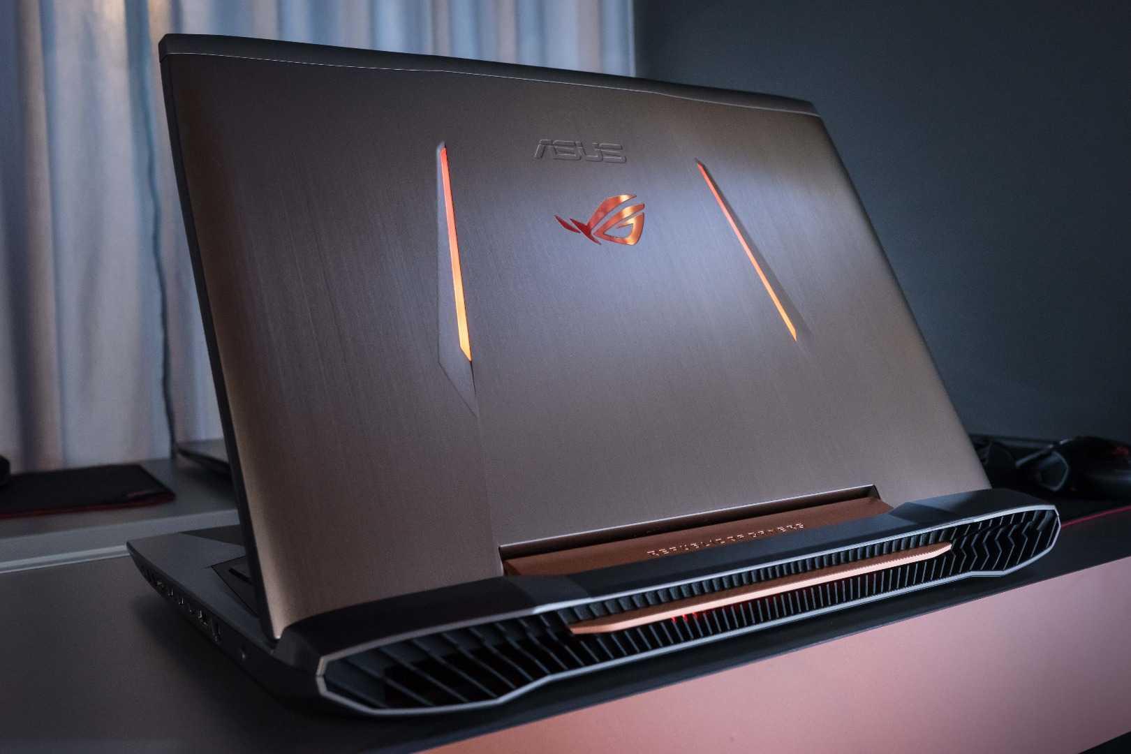 ASUS Introduces New ROG Gaming Laptops At IFA   ASUS