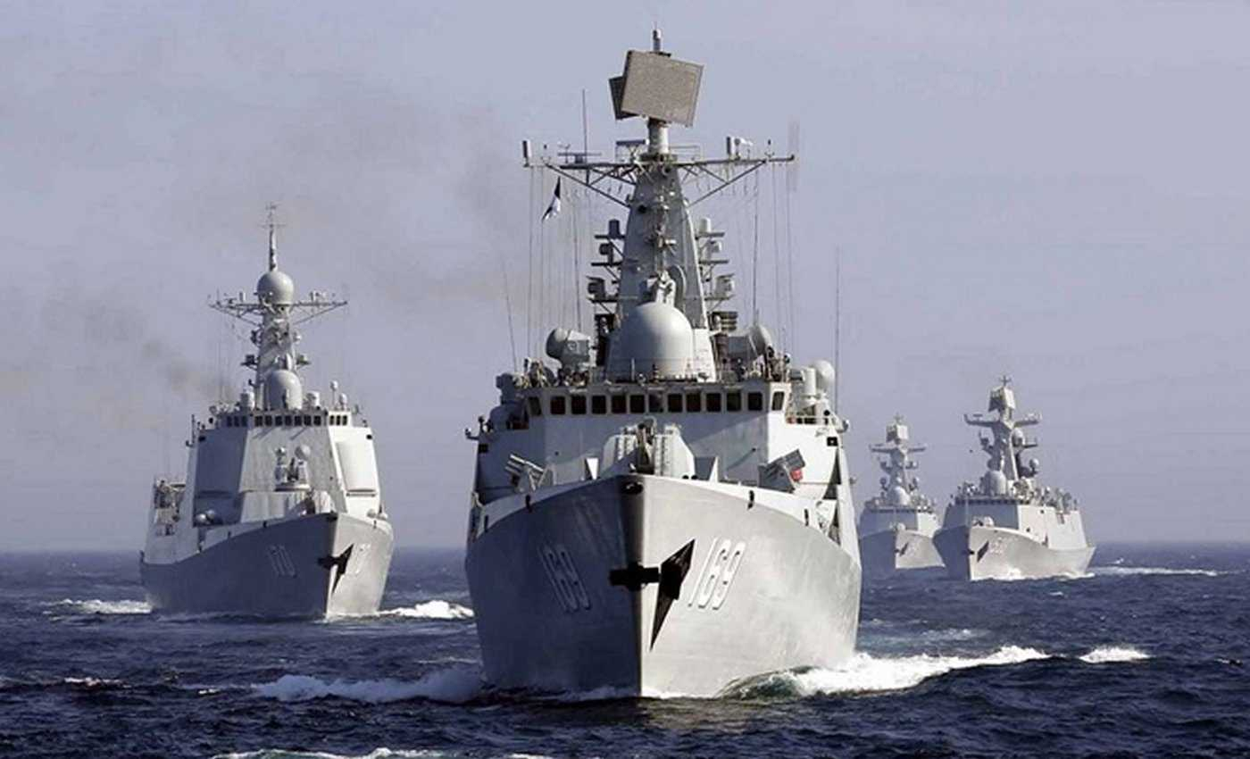 Chinese Navy Ships Undertook 'Innocent Passage' In US Territorial Waters | Innocent Passage