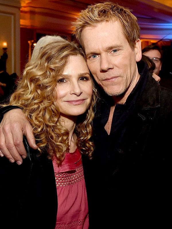 Adorable! Kevin Bacon Posts For His 27th Wedding Anniversary | kevin bacon