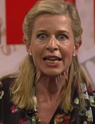Online Petition: Brits Want To Swap Katie Hopkins For Refugees | Hopkins