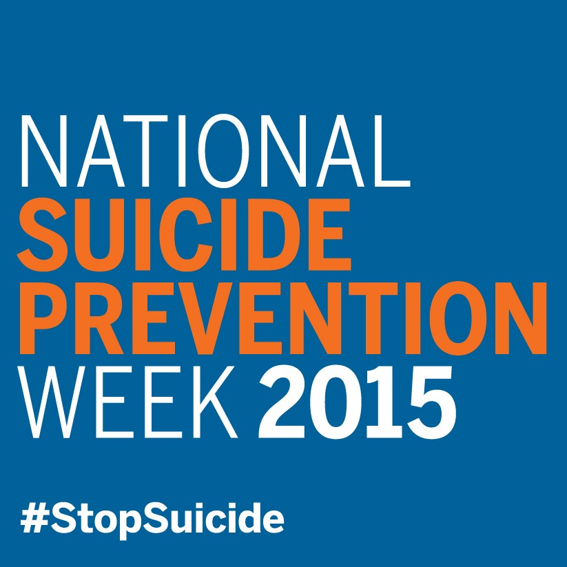 National Suicide Prevention Week Raises Awareness | suicide