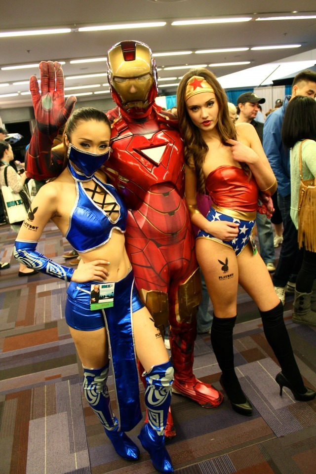 Canada's Fan Expo Brought Out The Stars And Cosplay | fan expo