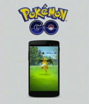 Nintendo Announces Pokémon Go | Pokémon Go