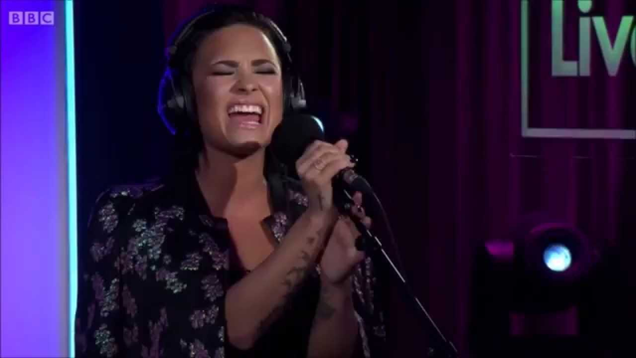 Demi Lovato Covers Hozier's 'Take Me To Church' | Demi Lovato