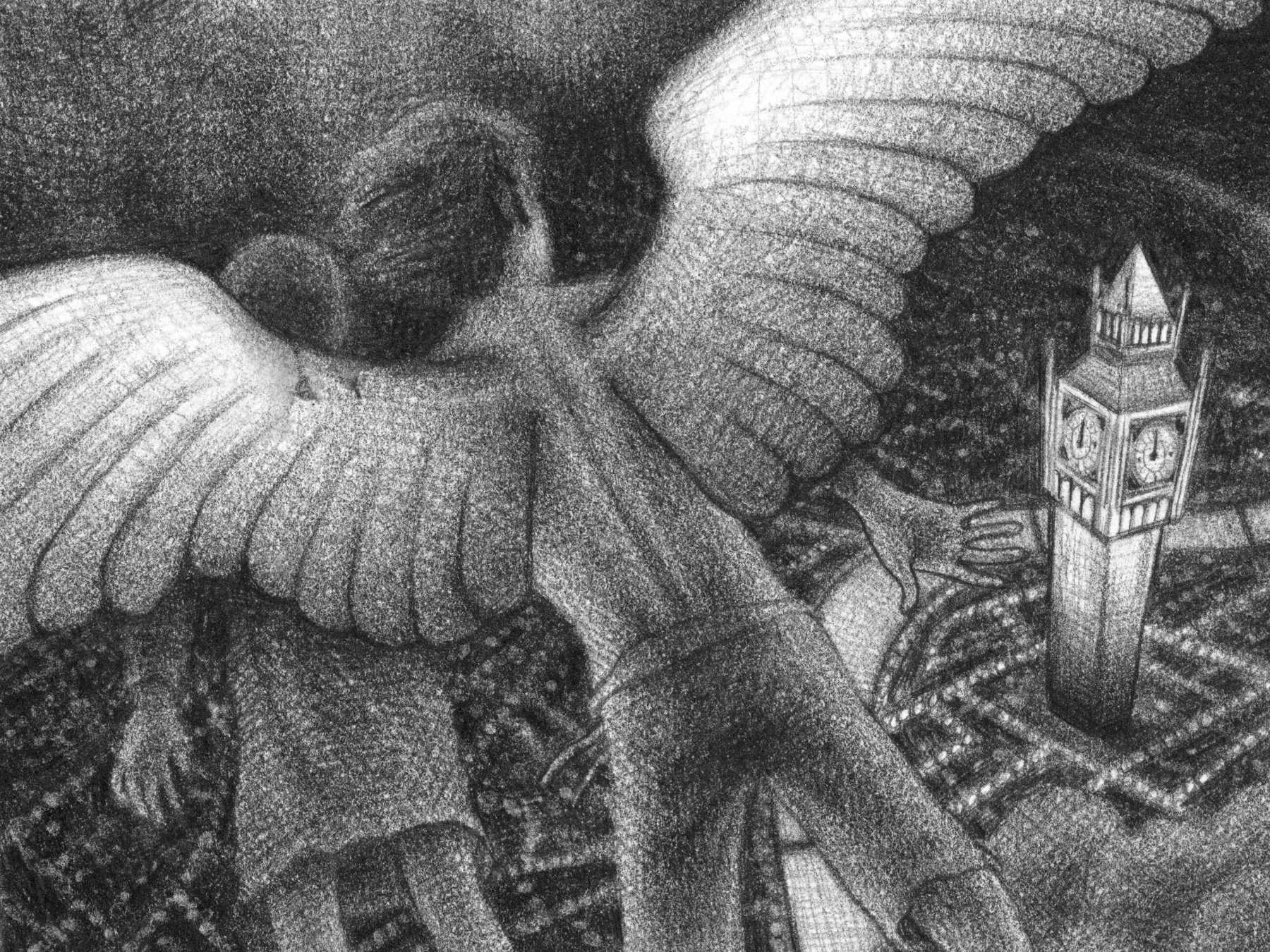Exclusive: Popwrapped Unveil The Final Clues To Brian Selznick's New Book