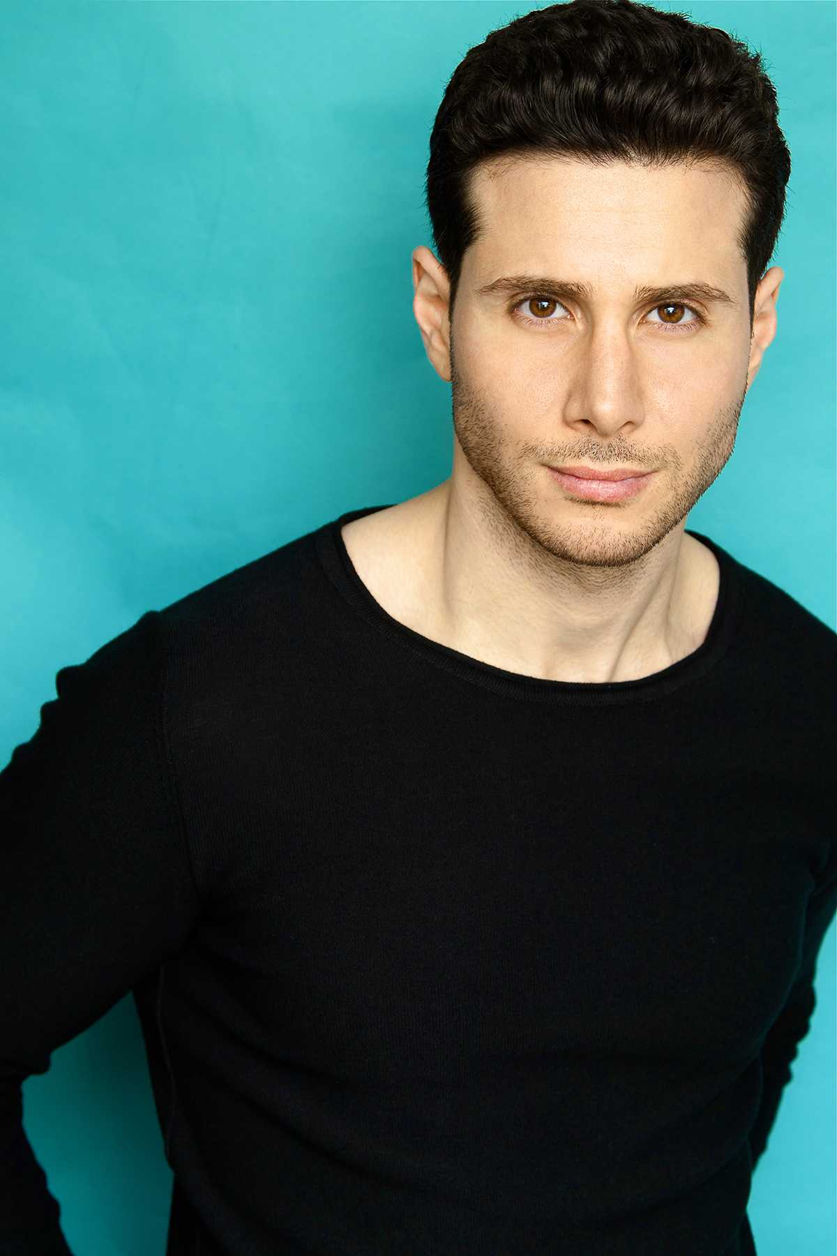 Exclusive: Sean Nateghi Chats Exercise, Movies & Oscar Ambitions | Sean Nateghi