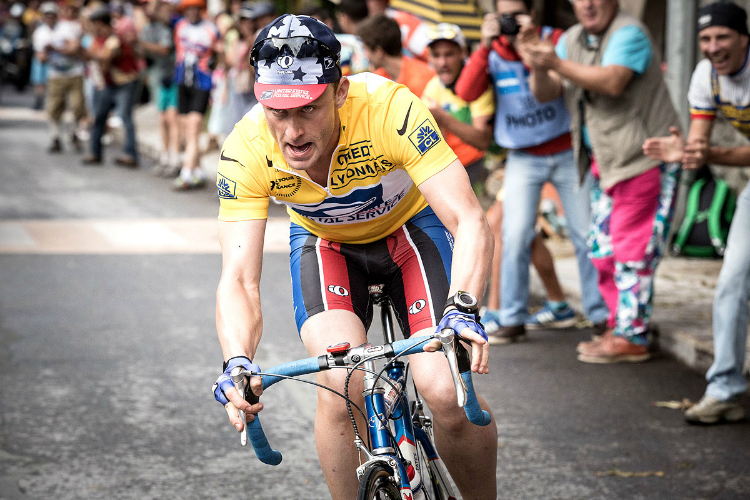 Ben Foster Says He Doped For Role In Armstrong Biopic | Biopic