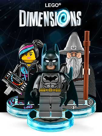 The LEGO Dimensions Voice Cast Is Absolutely Stunning | LEGO Dimensions