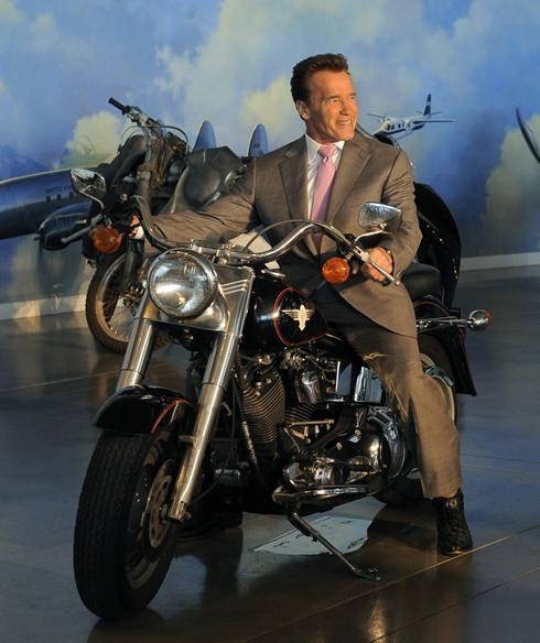 Arnold Schwarzenegger Is Set To Take Over As Host Of 'Celebrity Apprentice' | Arnold Schwarzenegger