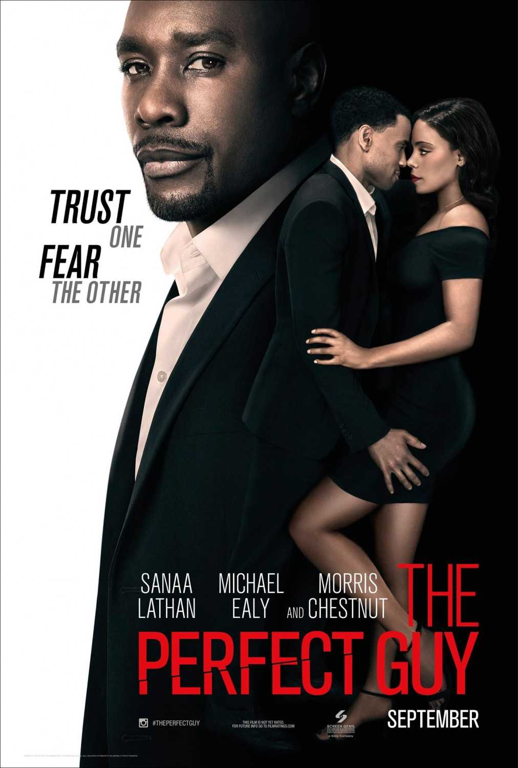 Sanaa Lathan, Michael Ealy, And Morris Chestnut Star In 'The Perfect Guy' | The Perfect Guy