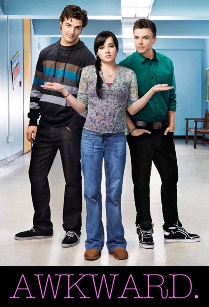 Awkward: 05x03, Jenna In Wonderland | Awkward
