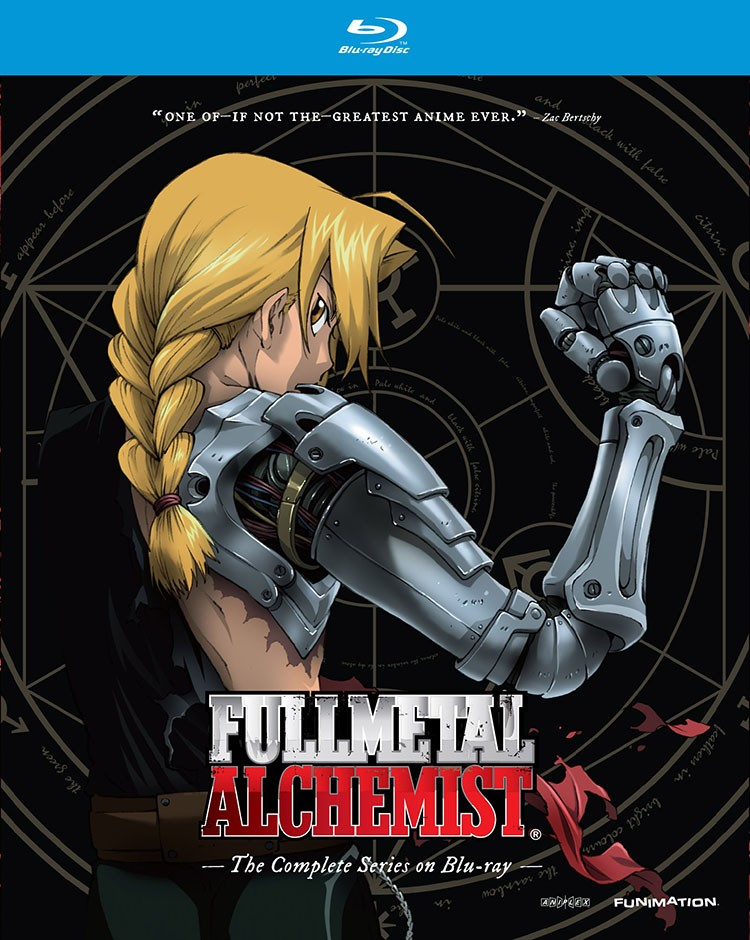 Fullmetal Alchemist Complete Series Review | fullmetal alchemist