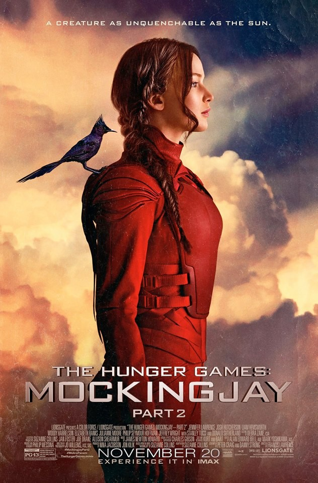'The Hunger Games: Mockingjay - Part 2' Gets New Trailer & Poster | Mockingjay