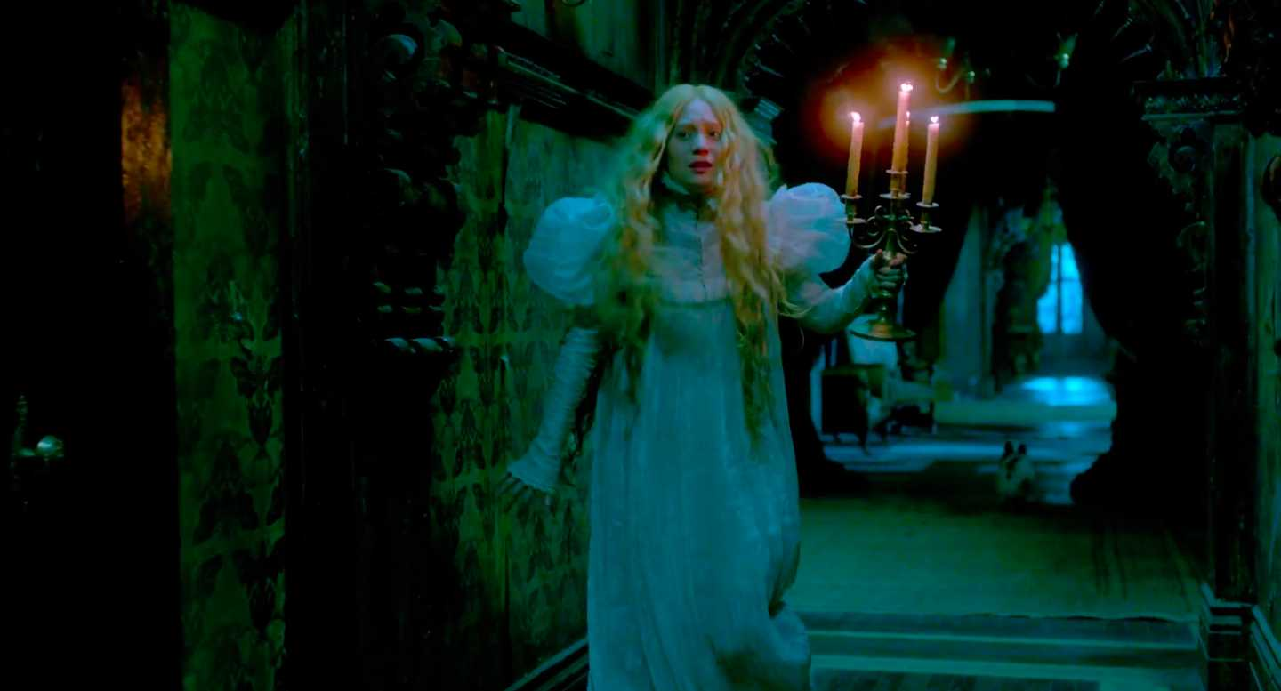 Consider Us Spooked By These New Crimson Peak Clips | crimson peak