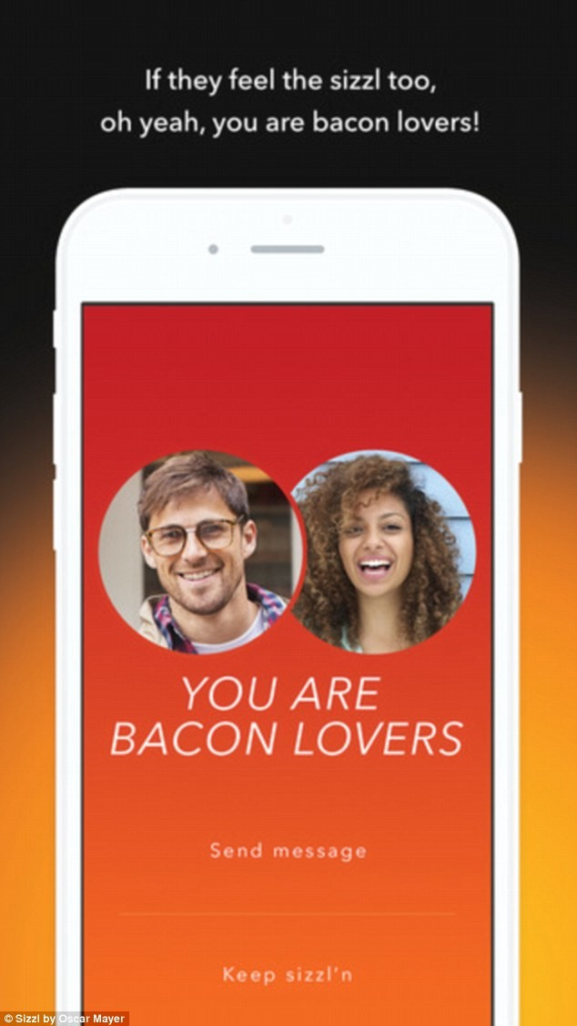 Bacon-Lovers Find Romance Through New App | Bacon