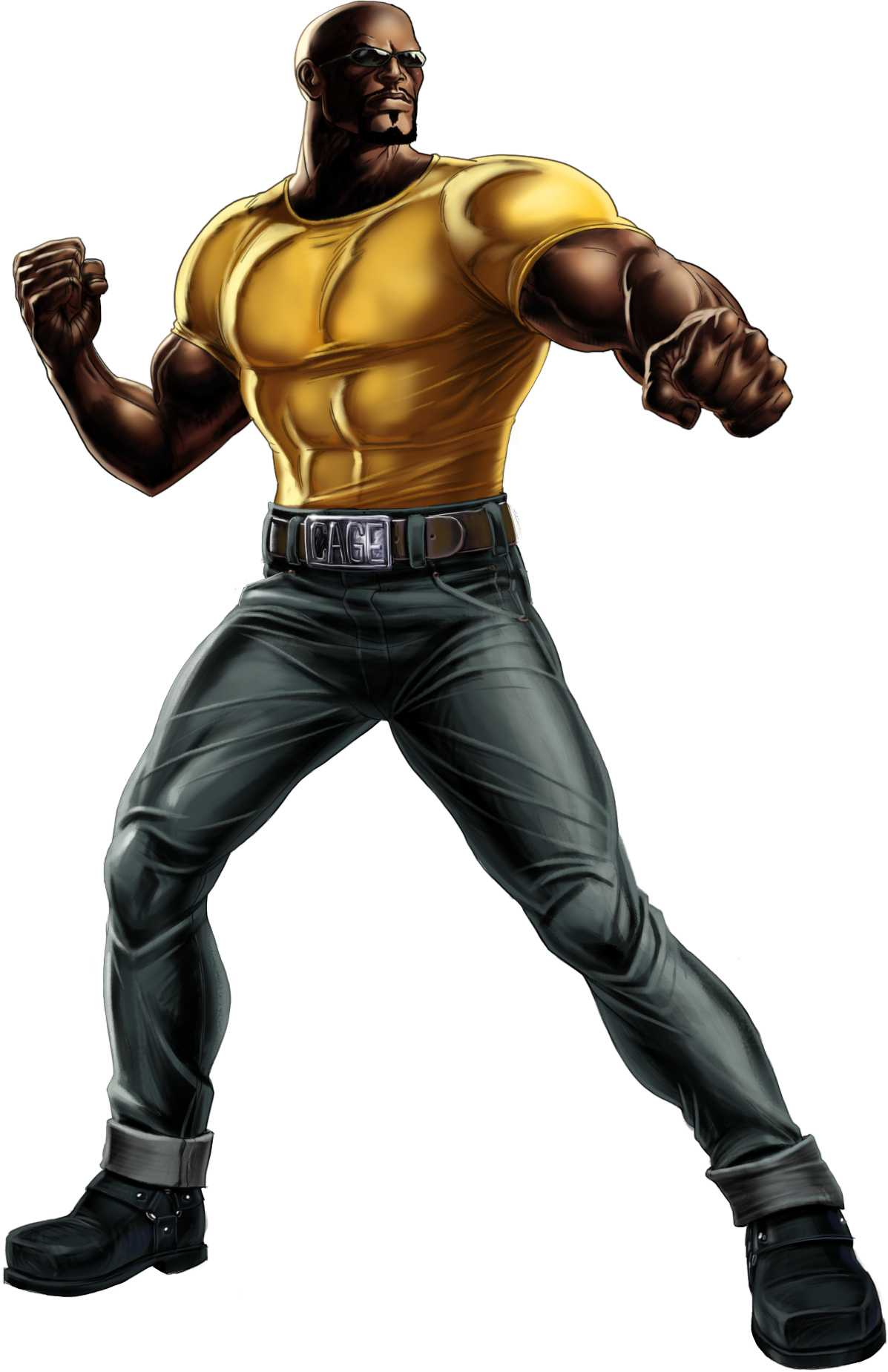 Marvel's Luke Cage Adds To Cast | Luke Cage