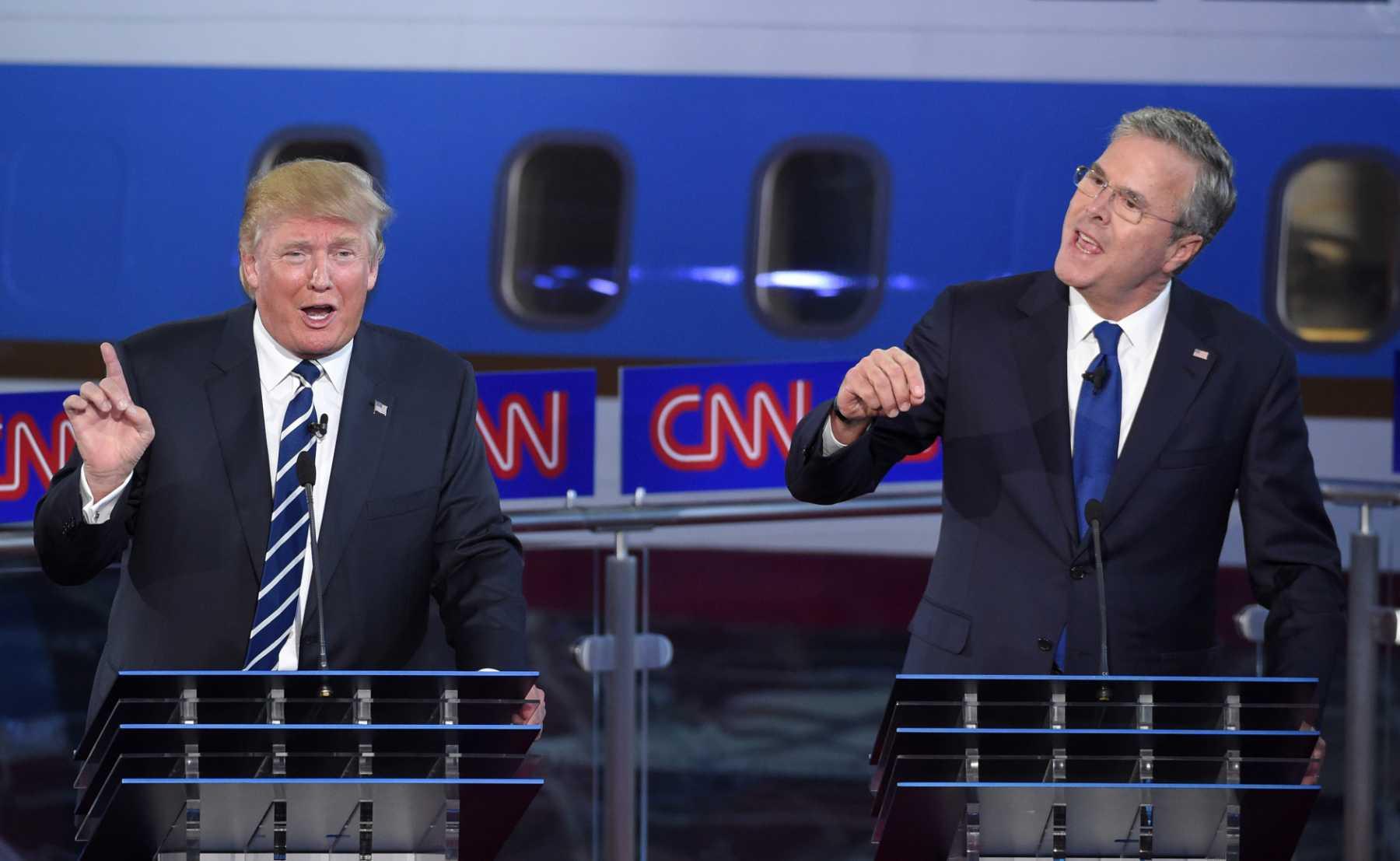 CNN's Republican Debate: Shouting, Name Calling, Self Praise And Trump Speak | Republican Debate
