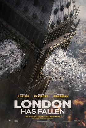 'London Has Fallen' Finally Has A Release Date! | London Has Fallen