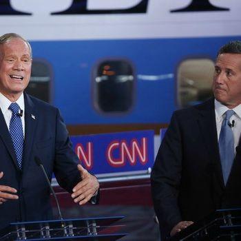 Kim Davis Controversy Is Net Between Potaki & Santorum   Kim Davis