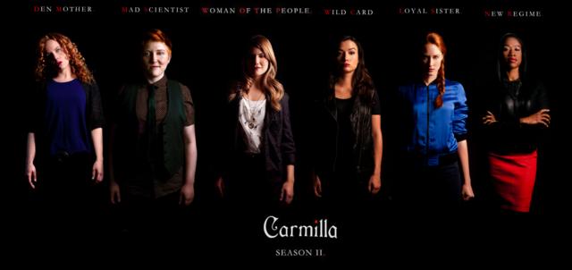 Carmilla: 02x31, Siege Tactics & 02x32, Radio Talk | siege tactics