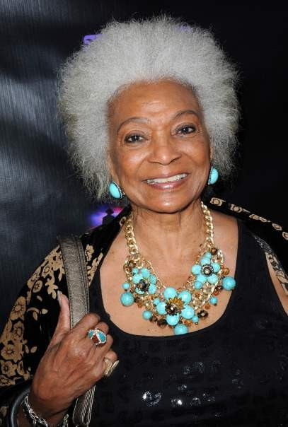 The Final Frontier: Nichelle Nichols Boldly Goes To Deep Space | nichelle nichols