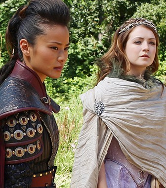 LGBT Romance Planned For 'Once Upon A Time' Season 5 | Once Upon A Time