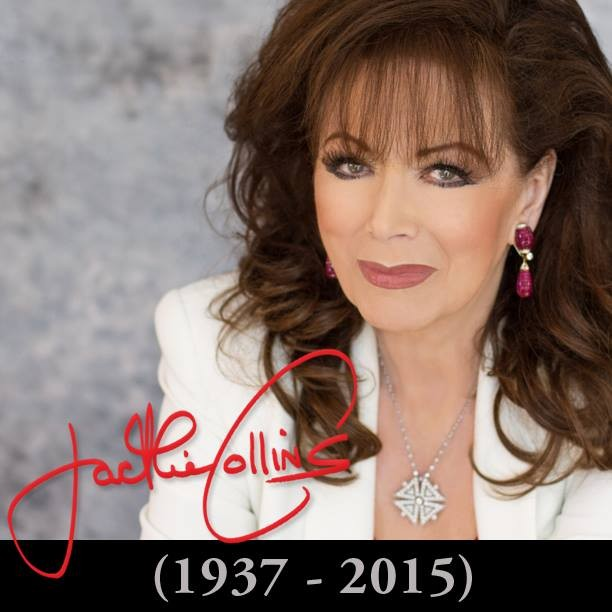 Author Jackie Collins Succumbs To Breast Cancer | Jackie Collins