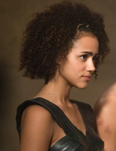 Nathalie Emmanuel Welcomed At Hotel With A Game Of Thrones Orchestra | Emmanuel