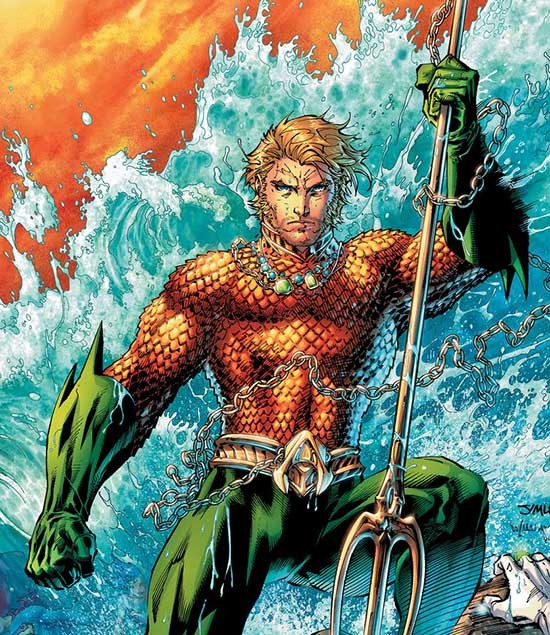 Aquaman Mentioned In Deleted Scene From The Flash   Aquaman