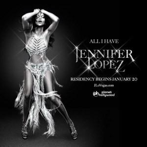 Jennifer Lopez Reveals Name Of Vegas Residency And First Poster | Jennifer Lopez