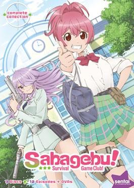 Sabagebu! -Survival Game Club Complete Series Review | sabagebu