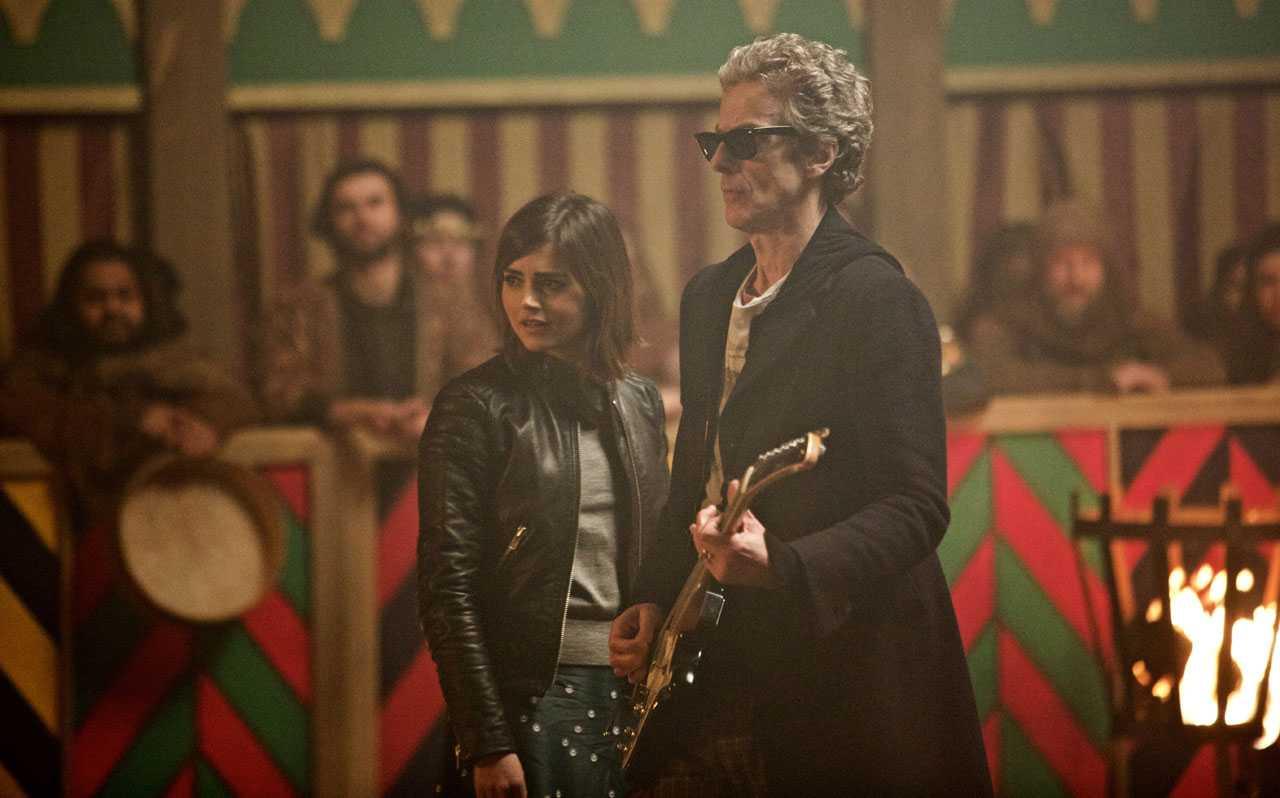 Doctor Who: 09x01, The Magician's Apprentice | Apprentice