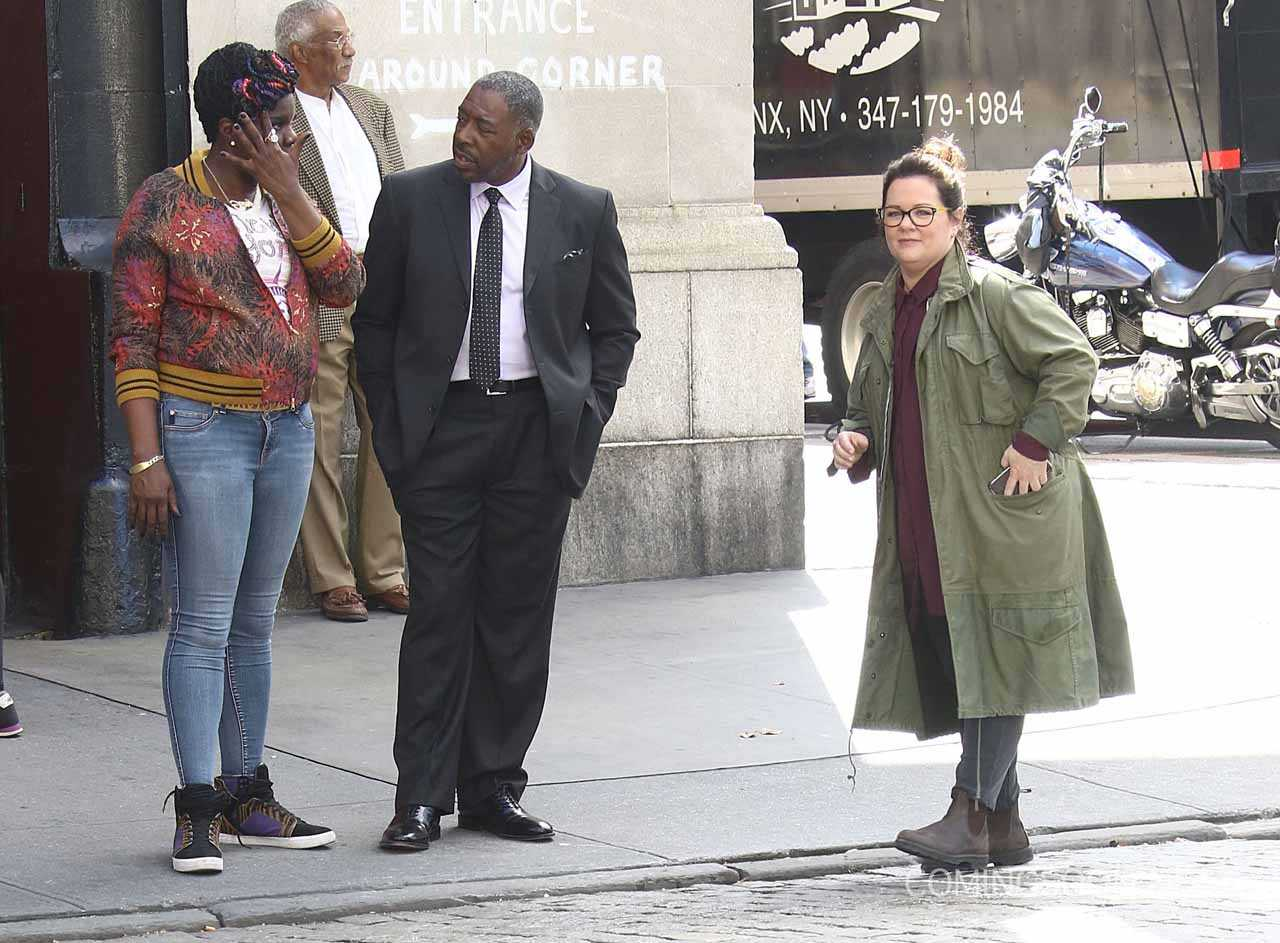 Ghostbusters Reboot Finishes Filming & Releases Fun Photos! | Ghostbusters