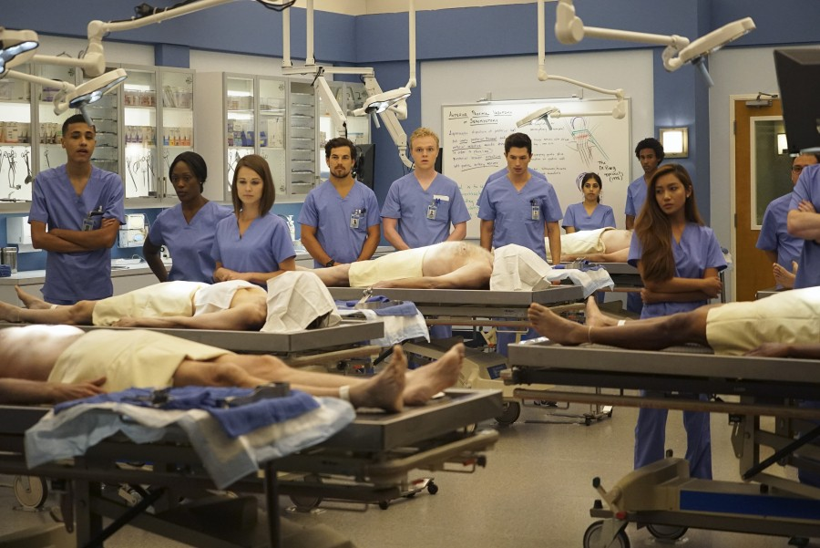 Grey's Anatomy: 12x01, Sledgehammer | Grey's Anatomy