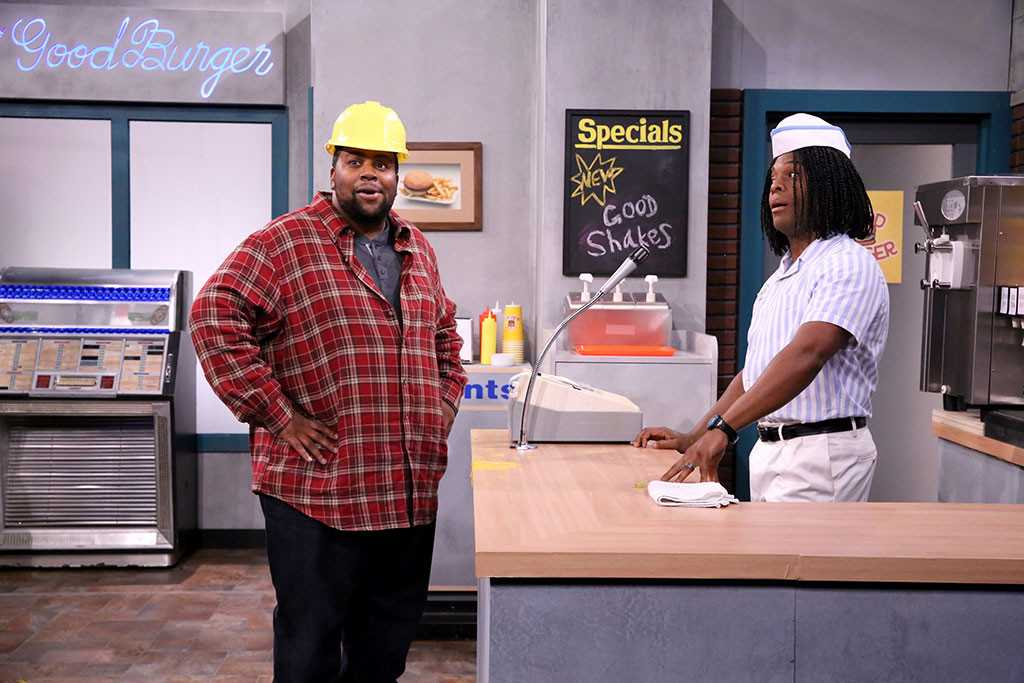 Jimmy Fallon Brings Back Good Burger, Home Of Good Burger! | Good Burger