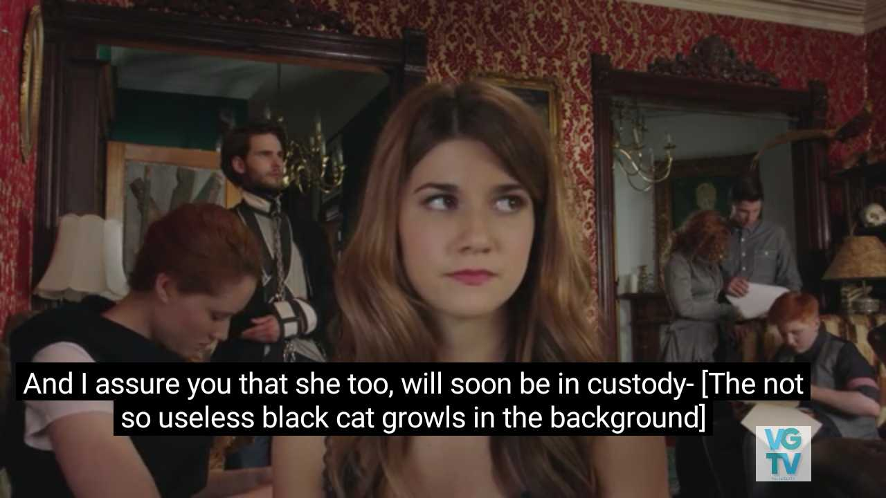 Carmilla: 02x33, Just In Case, 02x34, Last Call | Just In Case