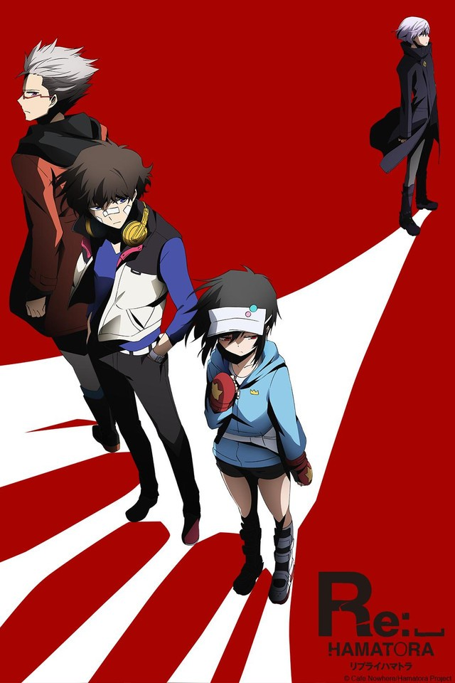 'Re:_Hamatora' Licensed By Sentai Filmworks | Re:_Hamatora