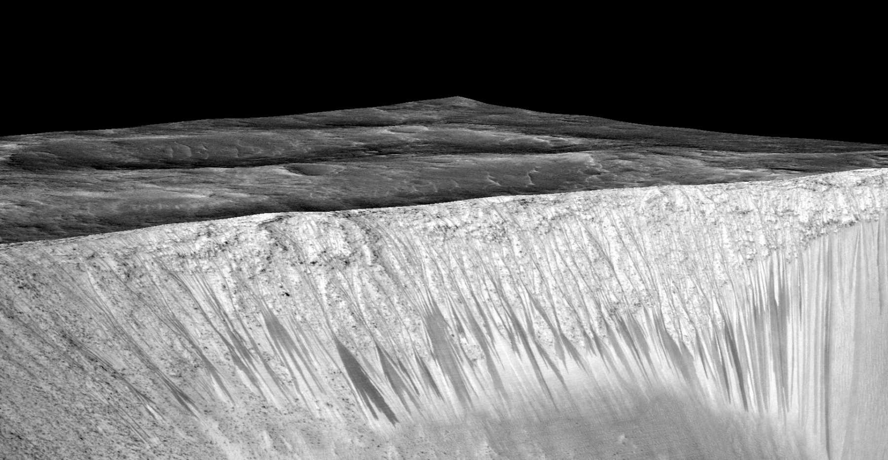 NASA Finds Evidence Of Recent Water On Mars | Mars