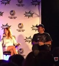 'Firefly' Stars Adam Baldwin And Jewel Staite Reunite At Wizard World Nashville | Firefly