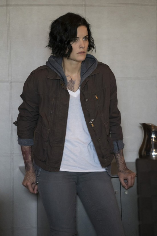 Blindspot: 01x02, A Stray Howl | Blindspot